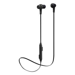 Bluetooth イヤホン maxell(マクセル) MXH-BTC300BK (送料無料) e-earphone