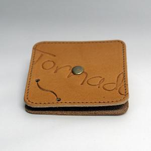 Aura Portable オーラポータブル AURA TORNADO CAMEL イヤホンケース (送料無料)|e-earphone
