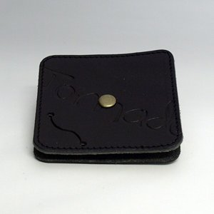 (お取り寄せ)Aura Portable オーラポータブル AURA TORNADO BLACK イヤホンケース (送料無料)|e-earphone