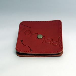 (お取り寄せ)Aura Portable オーラポータブル AURA TORNADO RED イヤホンケース (送料無料)|e-earphone