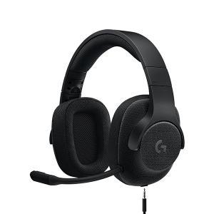 ゲーミングヘッドホン ロジクールG433 ブラック
