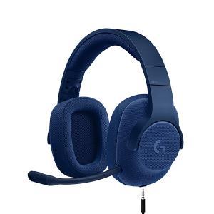 ゲーミングヘッドセット ロジクール G433 ブルー PS4 PC ニンテンドーSwitch Xbox One対応 (送料無料)|e-earphone