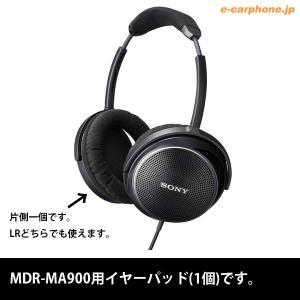 (お取り寄せ) SONY ソニー 純正部品 MDR-MA900用交換イヤパッド(1個)(納期お問い合わせください)|e-earphone
