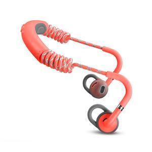 Bluetooth イヤホン URBANEARS Urbanears Stadion Rush サーモンピンク スポーツタイプ ワイヤレス ランニング向け イヤホン イヤフォン (送料無料)|e-earphone