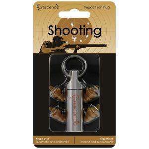 Crescendo(クレシェンド) Shooting (作業用イヤープロテクター(耳栓))|e-earphone