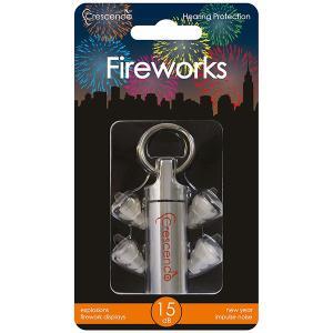 Crescendo(クレシェンド) Fireworks (作業用イヤープロテクター(耳栓))|e-earphone