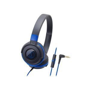 密閉型 ポータブル ヘッドホン audio-technica オーディオテクニカ ATH-S100i...