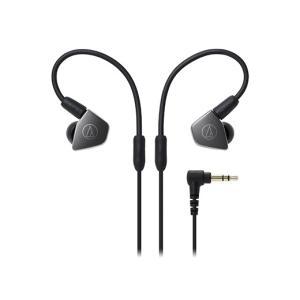 audio-technica オーディオテクニカ ATH-LS70 デュアルダイナミック型イヤホン ...