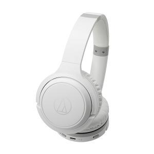 audio-technica ATH-S200BT-WH ホワイト Bluetooth ワイヤレス ヘッドホン|e-earphone