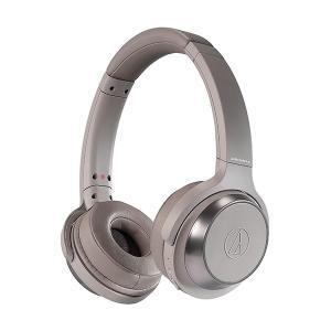 (新製品) 重低音 密閉型 ワイヤレス ヘッドホン audio-technica オーディオテクニカ ATH-WS330BT KH カーキ Bluetooth ブルートゥース ヘッドフォン (送料無料)|e-earphone