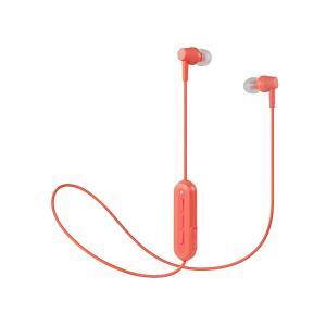 (新製品) audio-technica オーディオテクニカ ATH-CK150BT PK コーラルピンク Bluetooth ワイヤレス カナル型イヤホン (送料無料)|e-earphone