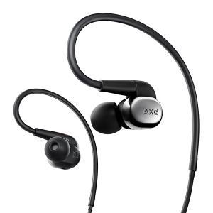 (在庫限り)AKG ハイレゾ対応 高音質 カナル型 イヤホン N40SIL 国内正規品 (送料無料)|e-earphone