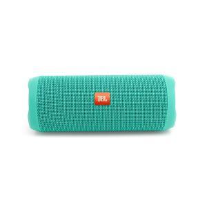 JBL 防水 Bluetooth ワイヤレス スピーカー FLIP4 ティール|e-earphone