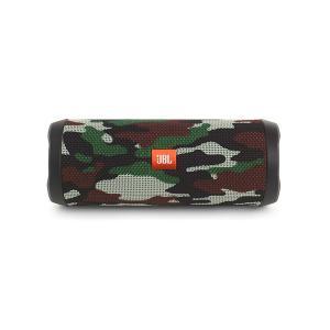 JBL 防水 Bluetooth ワイヤレス スピーカー FLIP4 スクワッド(迷彩)|e-earphone