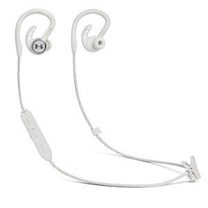 Bluetooth ワイヤレス イヤホン JBL UA SPORT WIRELESS PIVOT ホワイト (UAJBLPIVOTWHT) IPX7 防水 スポーツタイプ イヤフォン (送料無料)|e-earphone