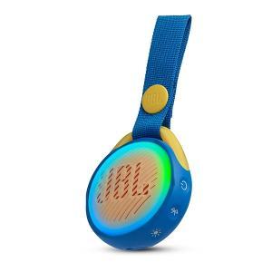 防水 Bluetooth ワイヤレス スピーカー JBL JR POP ブルー JBLJRPOPBLU 子供向け お風呂|e-earphone