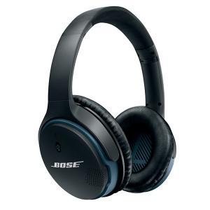 Bluetooth ヘッドホン ワイヤレス BOSE ボーズ SoundLinkAE II BK ブラック 国内正規品 (送料無料)|e-earphone