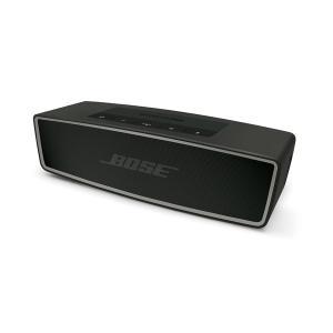 【期間限定特価2017/1/31まで】BOSE(ボーズ) Slink Mini II CBN(カーボン) Soundlink mini2 ワイヤレススピーカー/Bluetoothスピーカー/ポータブルスピーカー