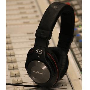 ハイレゾ対応 高音質 ヘッドホン JVC/VICTOR STUDIO HA-MX100-Z プロフェ...