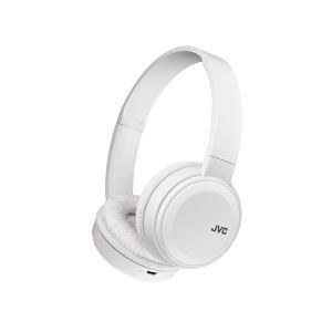 (在庫限り)JVC HA-S38BT-W ホワイト Bluetooth ワイヤレス ヘッドホン|e-earphone