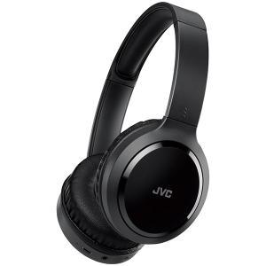 ワイヤレス ノイズキャンセリング ヘッドホン JVC HA-S78BN Bluetooth ノイズキャンセル ヘッドフォン|e-earphone