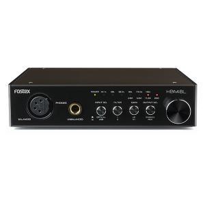 FOSTEX HP-A4BL ハイレゾ対応D/Aコンバーター&ヘッドホンアンプ|e-earphone