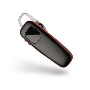 片耳 イヤホン Bluetooth 通話用 ワイヤレス Plantronics プラントロニクス M70 Black-Red|e-earphone