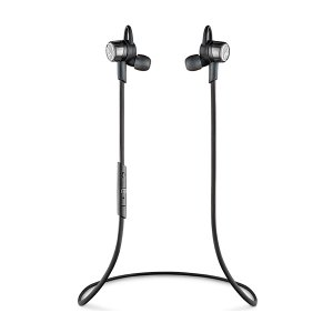 Bluetooth イヤホン Plantronics(プラントロニクス)BackBeat Go3 コバルトブラック Bluetooth ワイヤレスヘッドセット (送料無料)|e-earphone