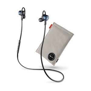Plantronics(プラントロニクス)BackBeat Go3 充電ケース付 コバルトブラック  Bluetooth ワイヤレスヘッドセット (送料無料)|e-earphone
