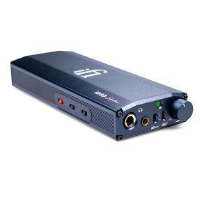 ポータブル ヘッドホンアンプ iFi-Audio micro iDSD Signature
