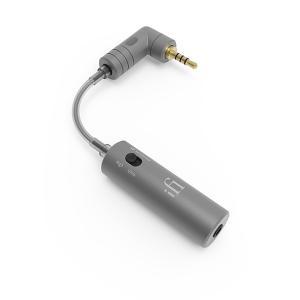 iFi-Audio iEMatch 2.5 2.5mm4極バランス ノイズ除去アッテネーター (送料無料)|e-earphone