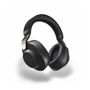 Bluetooth ワイヤレス ヘッドホン Jabra ジャブラ Elite 85h APAC pack Titanium Black【100-99030000-40】 (送料無料)|e-earphone