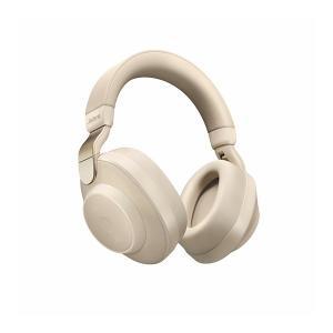 JABRA ジャブラ Bluetoothヘッドホン 100-99030002-40 Gold Beige [マイク対応 /ノイズキャンセリング対応]の商品画像|ナビ