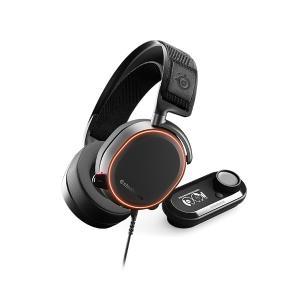 ゲーミングヘッドセット SteelSeries Arctis Pro + Game DAC 高音質 ...