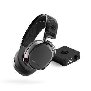ゲーミング ワイヤレス ヘッドセット SteelSeries Arctis Pro Wireless...