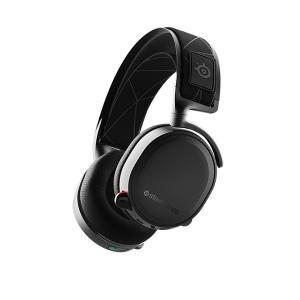 eスポーツ ゲーミングヘッドセット SteelSeries Arctis 7 Black (2019 Edition) (送料無料)|e-earphone