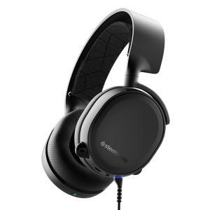 ワイヤレスゲーミングヘッドセット SteelSeries Arctis 3 Bluetooth (2...