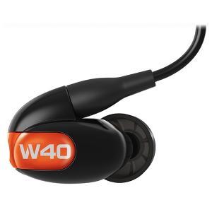 WESTONE ウエストン W40 2019 Design 有線 ワイヤレスケーブル付属 高音質 カナル型イヤホン (送料無料) e-earphone