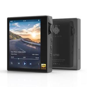 Hidizs ヒディス AP80 Gray グレイ 1TB対応 ハイレゾ対応 mp3プレーヤー 本体