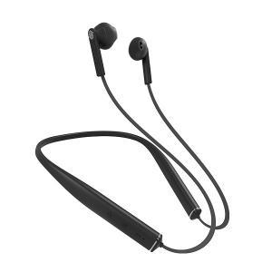 Bluetooth イヤホン Urbanista Rome Neckband Dark Clown - Black Bluetooth イヤホン (送料無料)|e-earphone