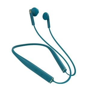 Bluetooth イヤホン Urbanista Rome Neckband Blue Petroleum - Blue  Bluetooth イヤホン (送料無料)|e-earphone