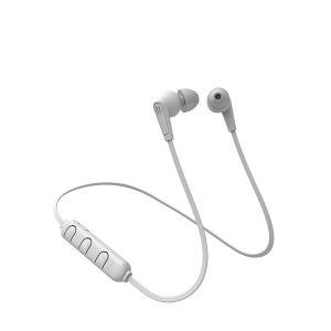 Bluetooth イヤホン Urbanista Madrid Fluffy Cloud - White おしゃれ 女性向け プレゼント向け ハンズフリー通話 ワイヤレス イヤホン (送料無料)|e-earphone