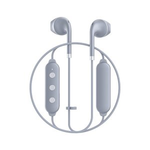 Happy Plugs WIRELESS2 SPACE GREY 【7625】 おしゃれ かわいい Bluetooth 両耳 ワイヤレス イヤホン (送料無料)|e-earphone