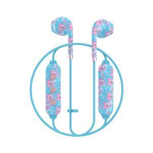 Happy Plugs WIRELESS2 BOTANICA EX 【7627】 おしゃれ かわいい Bluetooth 両耳 ワイヤレス イヤホン (送料無料)|e-earphone