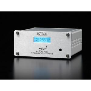 (お取り寄せ) M2TECH Evo DAC Two Plus! (納期お問い合わせください) (送料無料) e-earphone