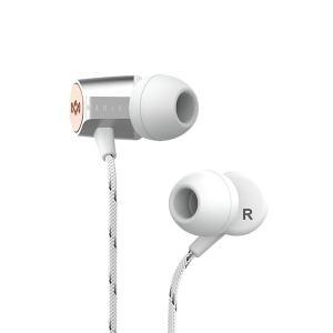 (お取り寄せ) House of Marley UPLIFT2 シルバー【EM UPLIFT2 SV】 おしゃれ 有線 カナル型 イヤホン イヤフォン (送料無料) e-earphone