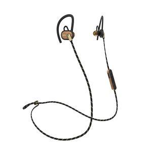 (お取り寄せ) House of Marley UPRISE ブラス【EM UPRISE BA】 スポーツ ワークアウト 防滴 ワイヤレス Bluetooth イヤホン (送料無料) e-earphone