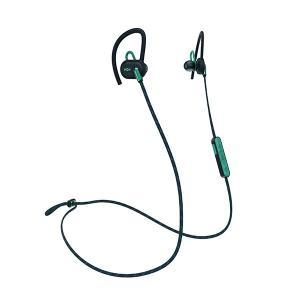 (お取り寄せ) House of Marley UPRISE ティール【EM UPRISE TE】 スポーツ ワークアウト 防滴 ワイヤレス Bluetooth イヤホン (送料無料) e-earphone