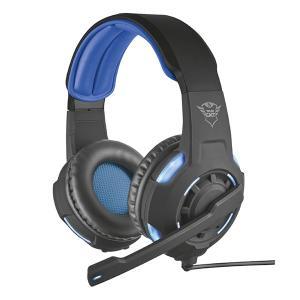 ゲーミングヘッドセット TRUST トラストゲーミング GXT 350 Radius 7.1 Surround Gaming Headset (送料無料)|e-earphone
