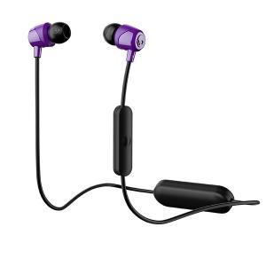【在庫限り】(国内正規品)Bluetooth ワイヤレス イヤホン Skullcandy JIB WIRELESS パープル (S2DUW-K082) (送料無料)|e-earphone